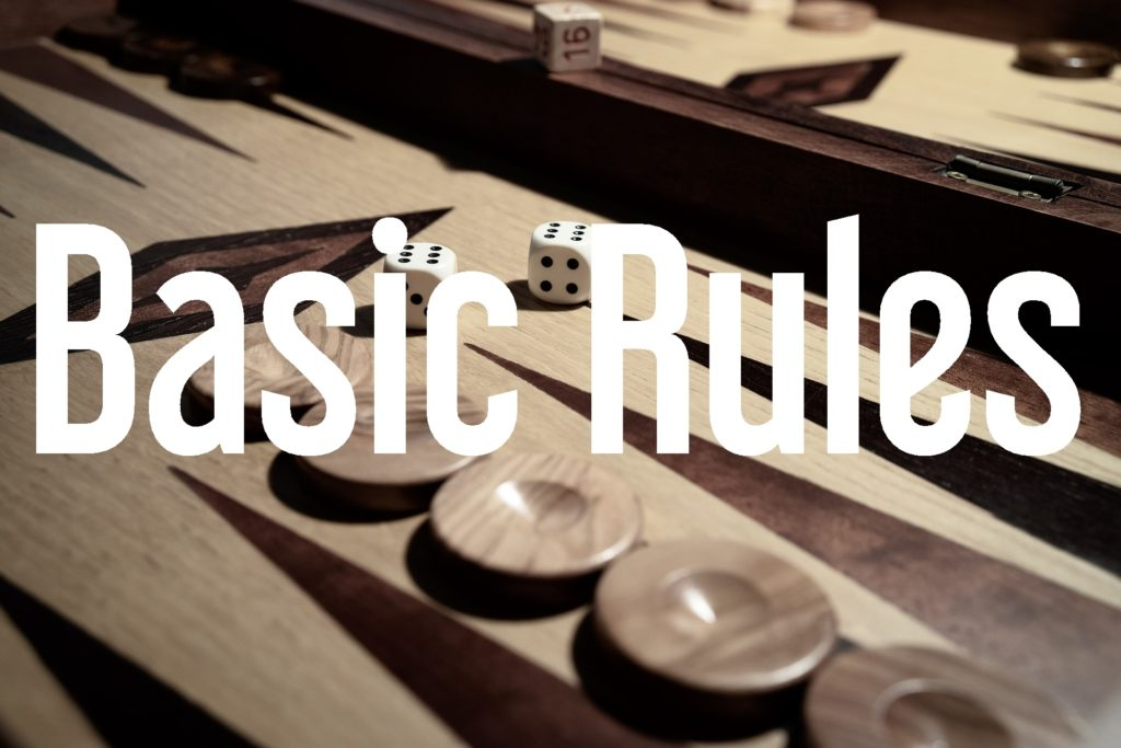 Basic Backgammon Rules