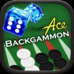 backgammon ace logo