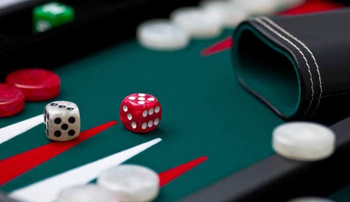backgammon glossary