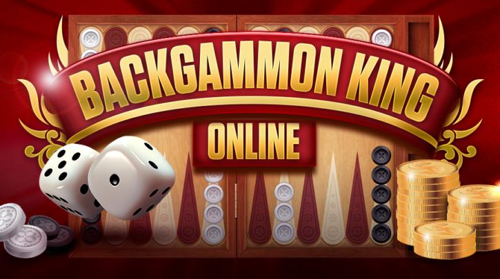 backgammon king banner